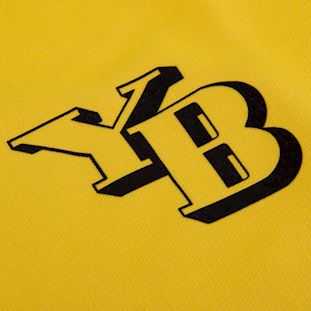 BSC Young Boys 1975 - 76 Retro Football Shirt | 3 | COPA