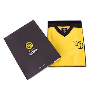 BSC Young Boys 1975 - 76 Retro Football Shirt | 6 | COPA