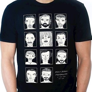 badly-drawn-footballers-t-shirt-black-black | 2 | COPA