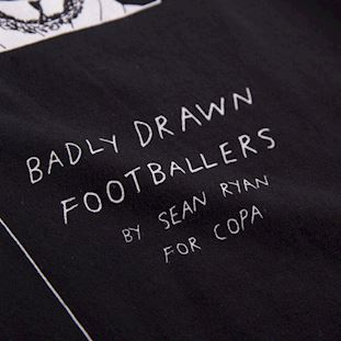 Badly Drawn Footballers T-Shirt | 4 | COPA