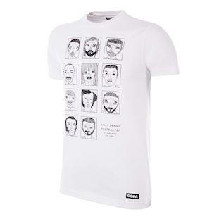 Badly Drawn Footballers T-Shirt | 1 | COPA
