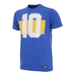 Boca Number 10 T-Shirt   1   COPA