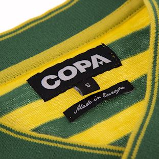 Brazil 1984 Retro Football Shirt | 5 | COPA