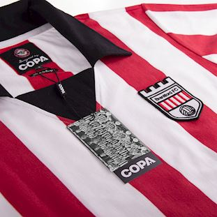 Brentford FC 1974 - 75 Retro Football Shirt | 5 | COPA