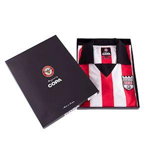 Brentford FC 1974 - 75 Retro Football Shirt | 6 | COPA