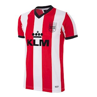742 | Brentford FC 1985 - 86 Short Sleeve Retro Football Shirt | 1 | COPA