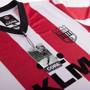 Brentford FC 1985 - 86 Retro Football Shirt | 5 | COPA