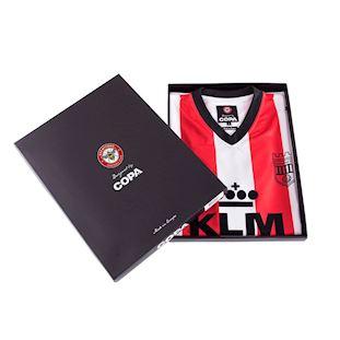 Brentford FC 1985 - 86 Retro Football Shirt | 6 | COPA