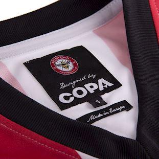 Brentford FC 1985 - 86 Retro Football Shirt | 7 | COPA