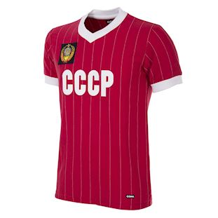 CCCP 1982 World Cup Retro Football Shirt | 1 | COPA