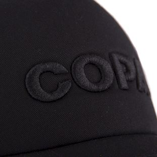 COPA 3D Black Logo Trucker Cap | 7 | COPA