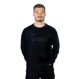 6460 | COPA All Black Logo Sweater | 1 | COPA