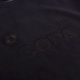 COPA All Black Logo Sweater | 3 | COPA