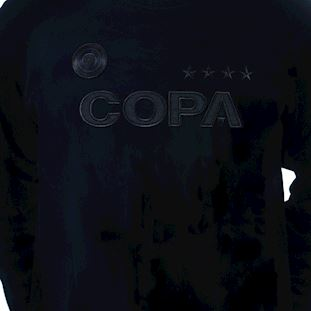 COPA All Black Logo Sweater | 2 | COPA