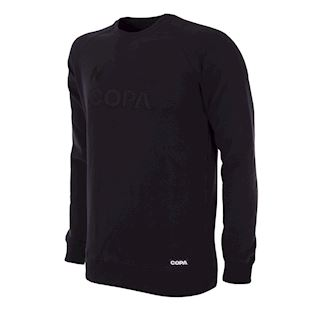 COPA All Black Logo Sweater | 1 | COPA