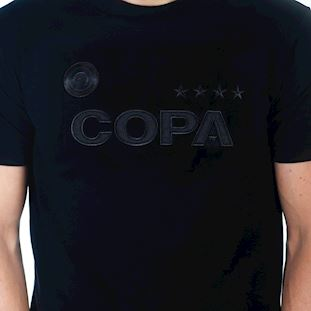 copa-all-black-logo-t-shirt-black-black | 2 | COPA