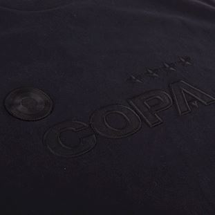 COPA All Black Logo T-Shirt | 4 | COPA
