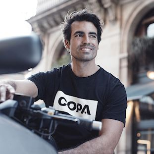 COPA Box Logo T-Shirt | 6 | COPA