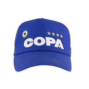5204 | COPA Campioni Blue Trucker Cap | 2 | COPA