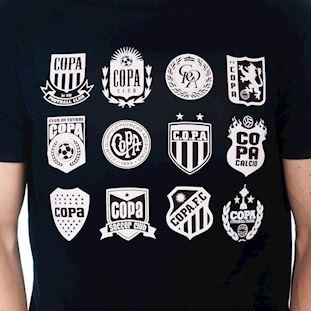 6748 | COPA Crests T-Shirt | Black | 2 | COPA