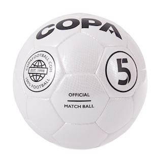 8007 | COPA Match Football White | 1 | COPA