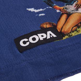 Calcio Donna Camp Collar Shirt | 6 | COPA
