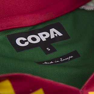 Cameroon Football Shirt | 4 | COPA