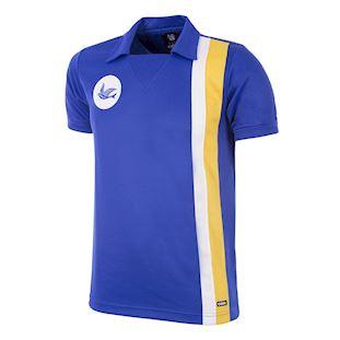 Cardiff City FC 1976 - 77 Retro Football Shirt | 1 | COPA