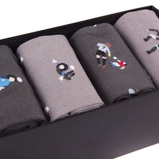 casual-socks-box-set-black | 3 | COPA
