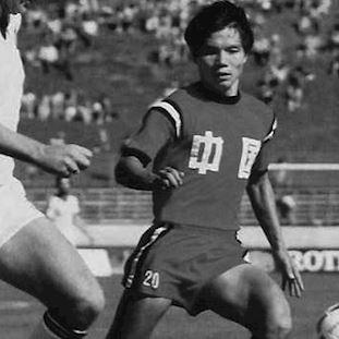 699 | China 1982 Short Sleeve Retro Football Shirt | 2 | COPA