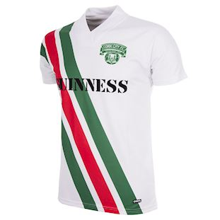 Cork City F.C. 1991 Retro Football Shirt | 1 | COPA