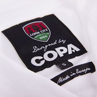 Cork City F.C. 1991 Retro Football Shirt | 7 | COPA