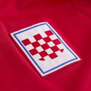 Croatia 1992 Retro Football Jacket | 3 | COPA