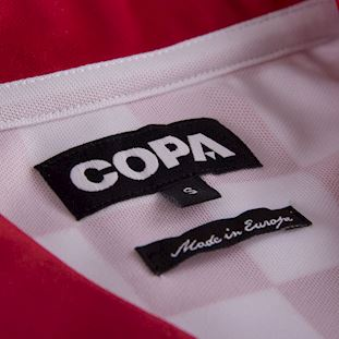 Croatia 1992 Retro Football Shirt | 5 | COPA