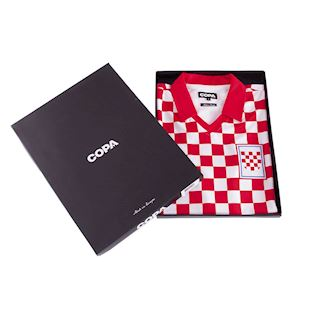 Croatia 1992 Retro Football Shirt | 6 | COPA