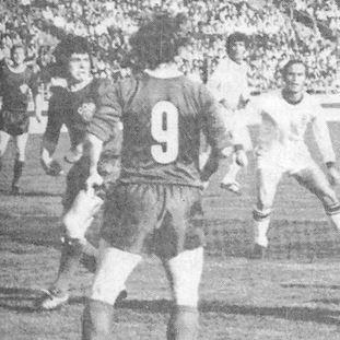 625 | DDR 1970's Long Sleeve Retro Football Shirt | 2 | COPA