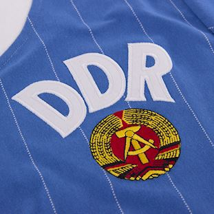 DDR 1985 Retro Football Shirt | 3 | COPA