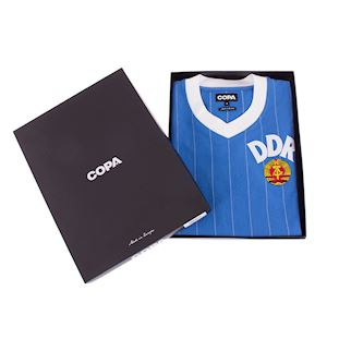 DDR 1985 Retro Football Shirt | 6 | COPA
