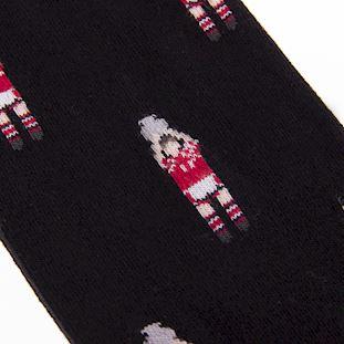 Denmark 1992 Casual Socks   3   COPA