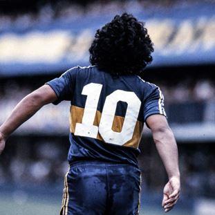 Diego Boca Casual Socks | 2 | COPA