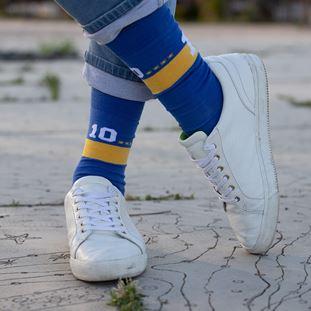 Diego Boca Casual Socks | 6 | COPA