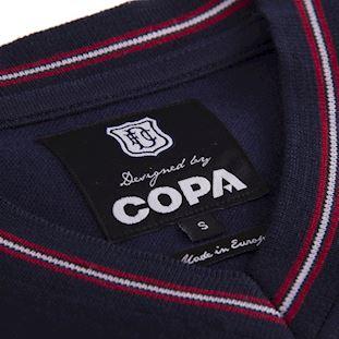 Dundee FC 1986 - 87 Retro Football Shirt | 4 | COPA
