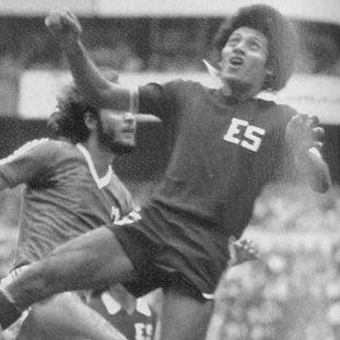 679 | El Salvador World Cup 1982 Short Sleeve Retro Football Shirt | 2 | COPA