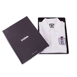England 1930 - 35 Retro Football Shirt | 6 | COPA