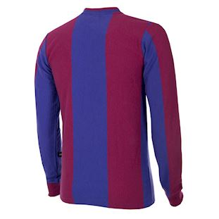 FC Barcelona 1916 - 17 Retro Football Shirt | 4 | COPA
