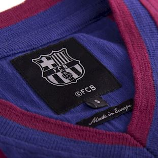 FC Barcelona 1916 - 17 Retro Football Shirt | 6 | COPA