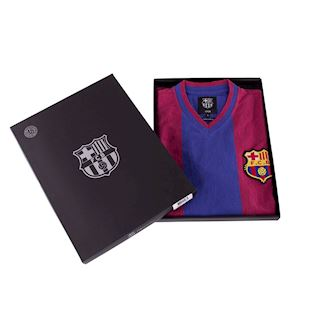 FC Barcelona 1916 - 17 Retro Football Shirt | 7 | COPA