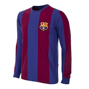 FC Barcelona 1973 - 74 Retro Football Shirt | 1 | COPA