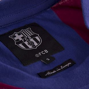 FC Barcelona 1973 - 74 Retro Football Shirt | 6 | COPA