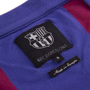 FC Barcelona 1976 - 77 Womens Retro Football Shirt | 5 | COPA